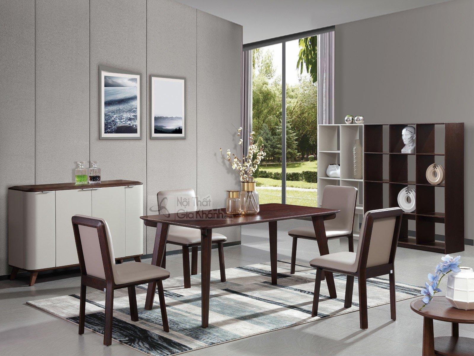 Tủ đựng đồ gỗ trang trí phong cách hiện đại KB1801