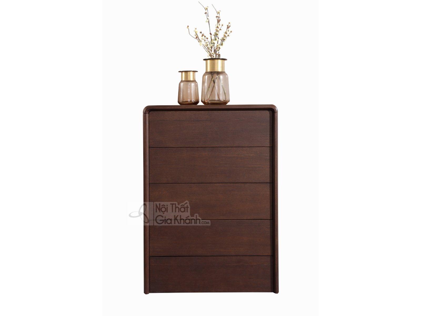 Tủ ngăn kéo gỗ hiện đại đẹp TK1802-5