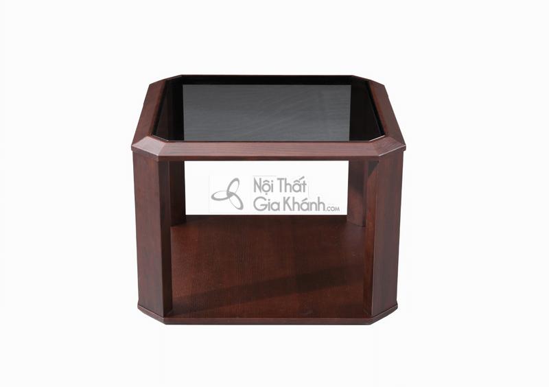 Bàn trà hộp đẹp bằng gỗ BG1810
