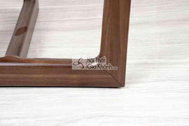 Bàn Trà (Bàn Sofa) Tròn Gỗ Phòng Khách Hiện Đại Bt1911-3G