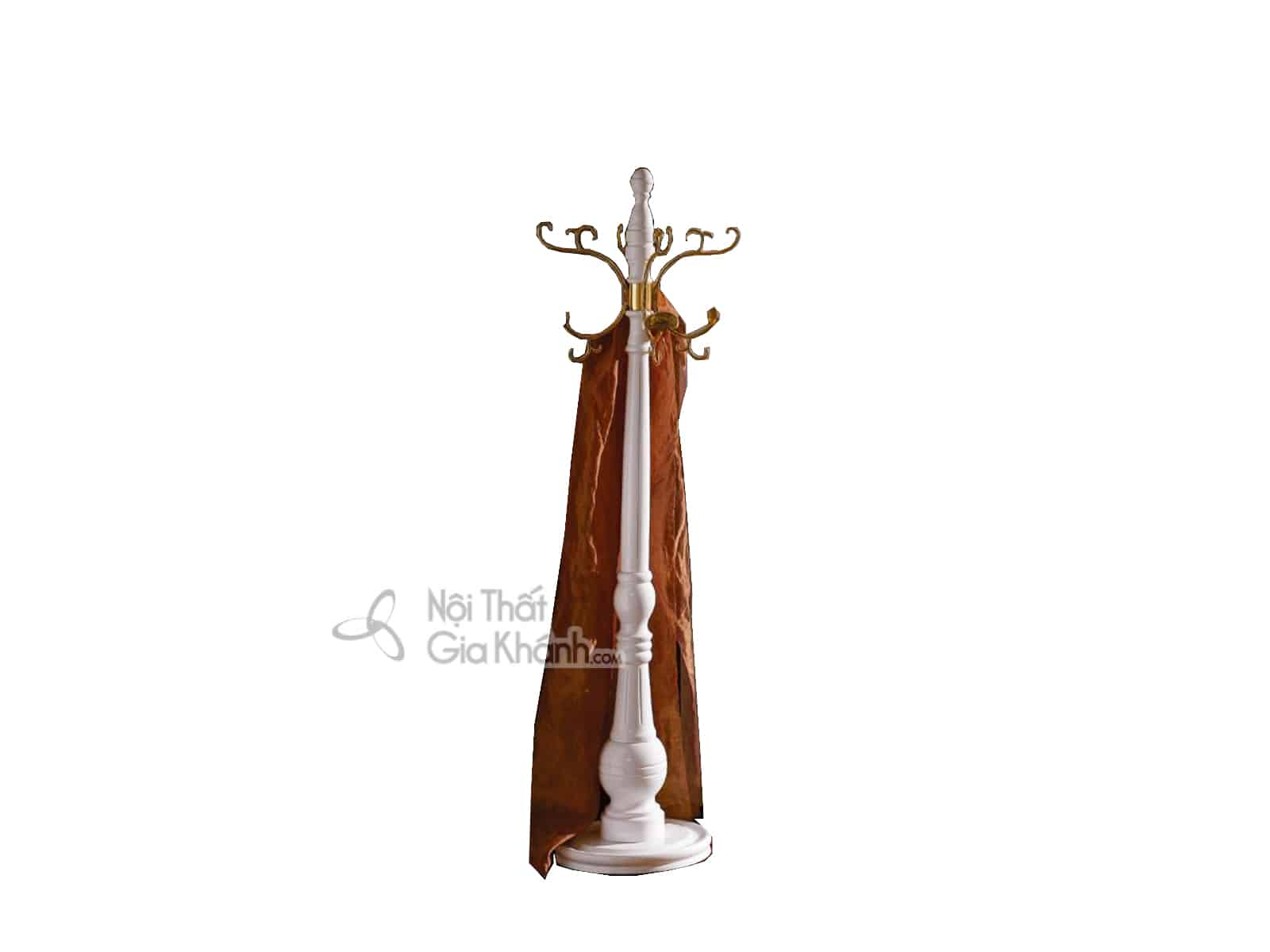 Cây treo quần áo gỗ tân cổ điển MA709