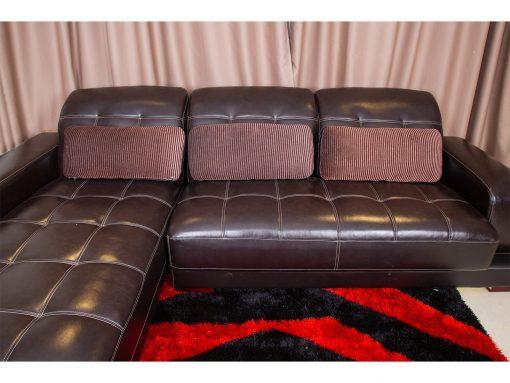 Sofa Hiện Đại 2 Băng Góc Phải Mã 6807