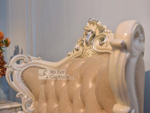 Bộ Sofa Da Tân Cổ Điển Phòng Khách Sb982H-123