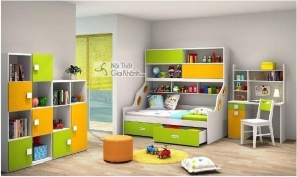 Giường Tầng Tommy Trẻ Em