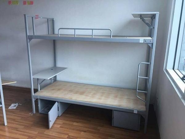 13 mẫu giường kèm bàn học trẻ em và tủ quần áo kết hợp bàn học