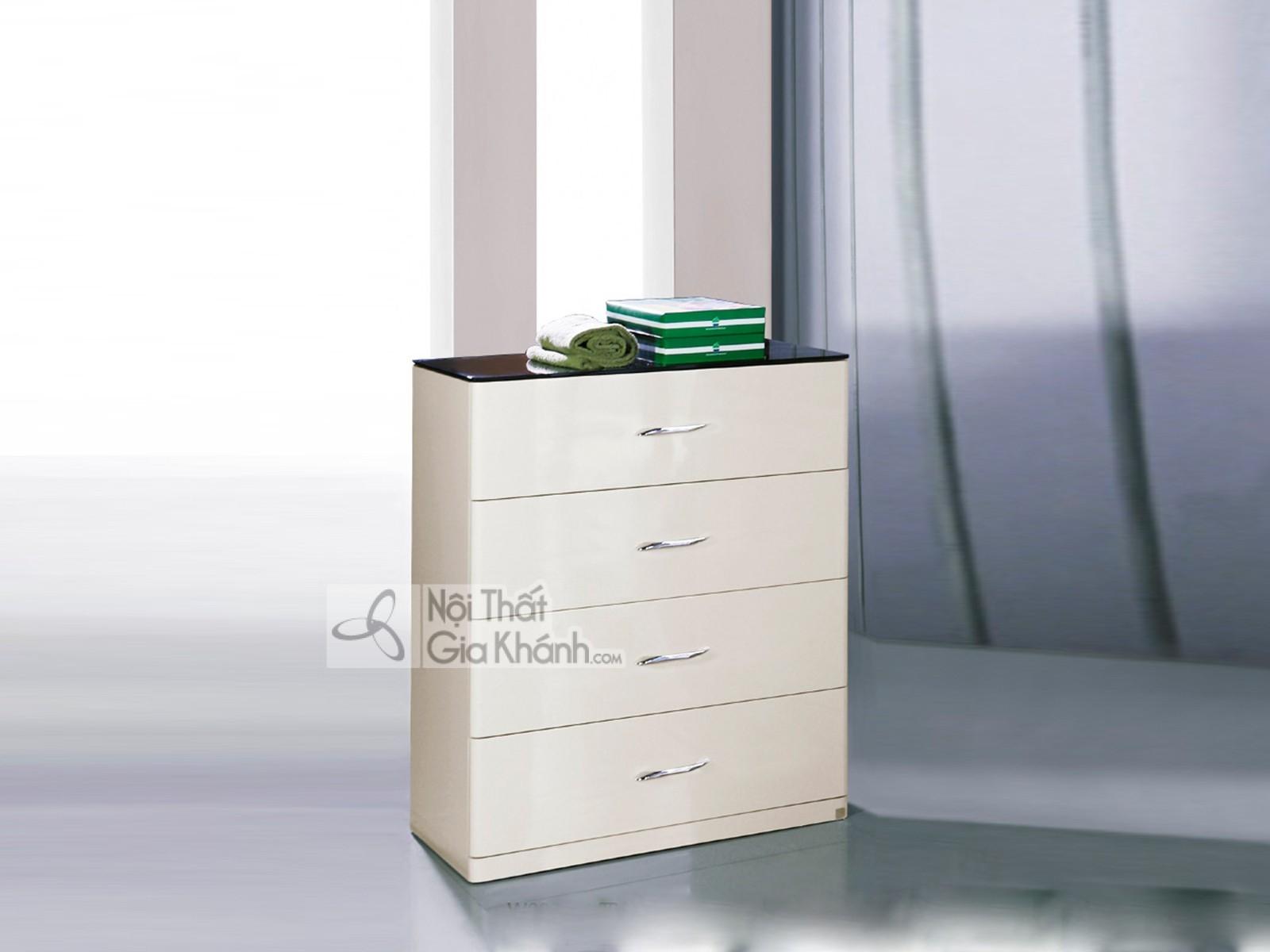 Tủ ngăn kéo gỗ nhập khẩu TK3301-4