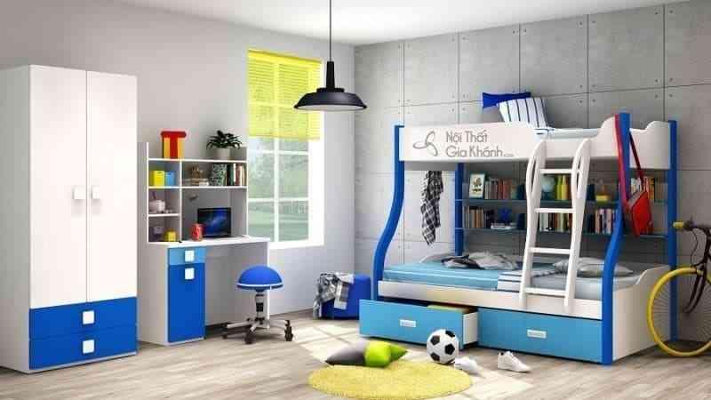 giường tủ trẻ em nhập khẩu