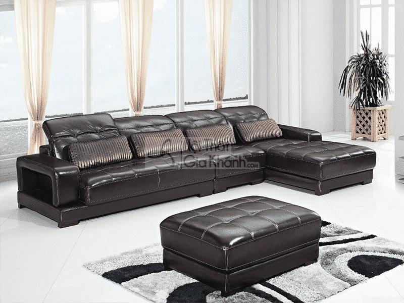 Sofa Da That Cao Cap Goc Trai 6804