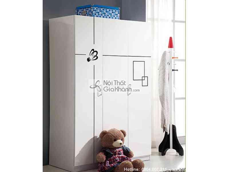 Tủ đựng quần áo trẻ em giá rẻ cho bé - bo phong ngu giac mo bay xa h830 6