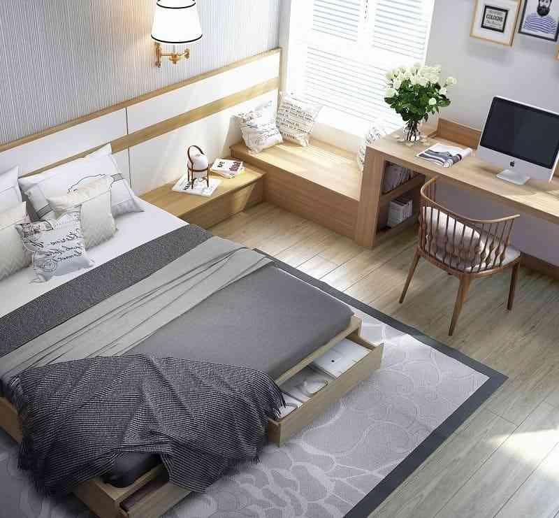 Trang Trí Phòng Ngủ 3X3M Có Chủ Ý