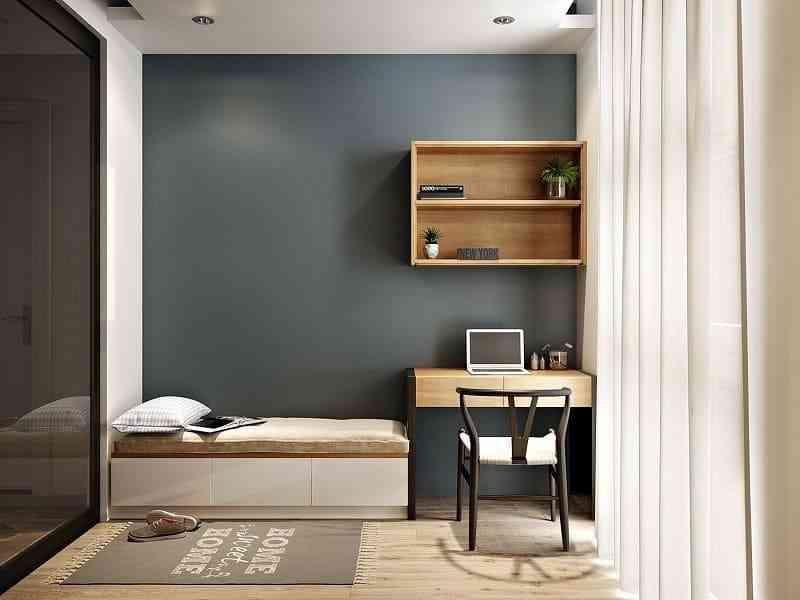 Phòng Ngủ 3X3 Bố Trí Nội Thất