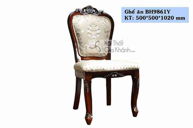 Ghế ăn tân cổ điển giá rẻ BH9861Y-1