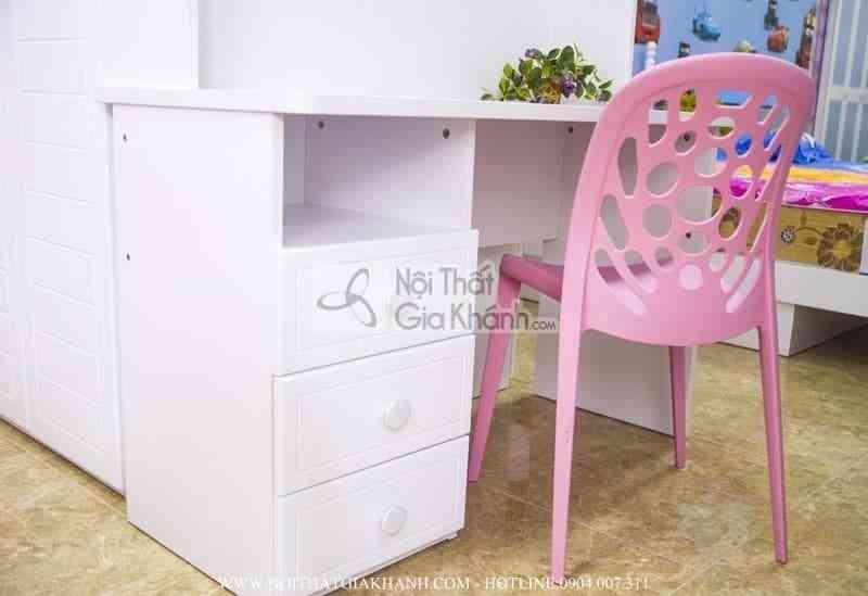 Ghế nhựa màu hồng siêu bền CK5