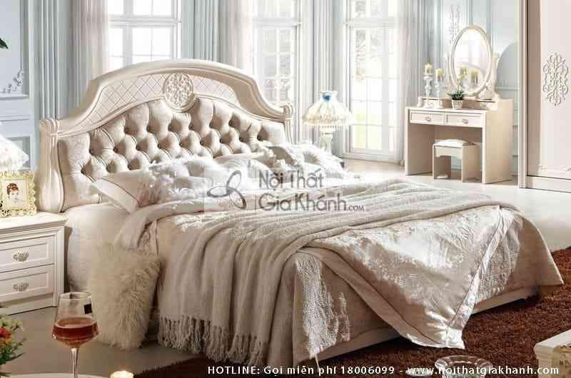 Giường Ngủ Jindian Phong Cách Hàn Quốc A685A