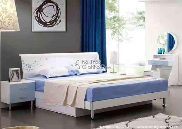 Giường Ngủ Nên Làm Bằng Gỗ Gì Thì Tốt - Giường Ngủ Gỗ Công Nghiệp