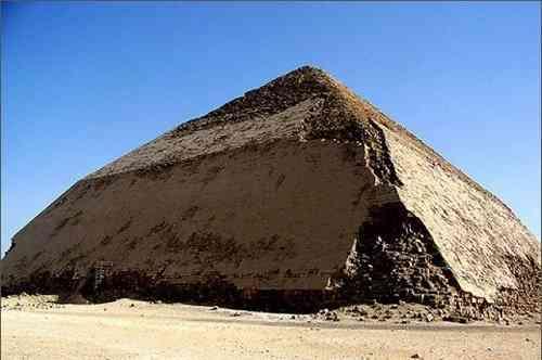 Kiến Trúc Ai Cập Cổ Đại Và Những Công Trình Vĩ Đại - Kim Tự Tháp Bent
