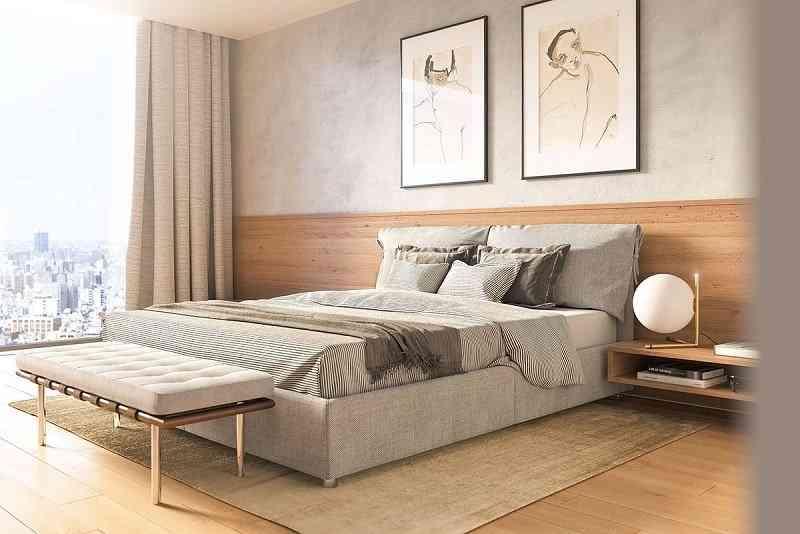 Mẫu nội thất đồ gỗ hiện đại phong cách châu âu (2)