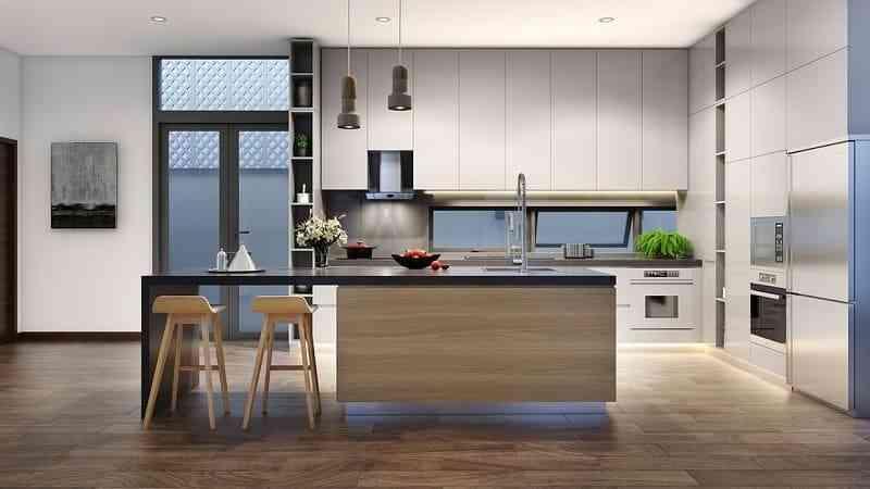 Mẫu nội thất đồ gỗ hiện đại phong cách châu âu (4)