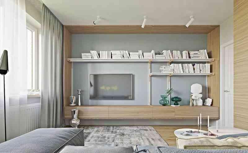 Mẫu nội thất đồ gỗ hiện đại phong cách châu âu (5)