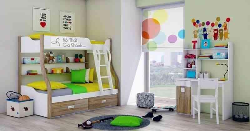 Mua giường tầng trẻ em ở đâu và cần chú ý điều gì? - mua giuong tang tre em o dau va can chu y dieu gi 1
