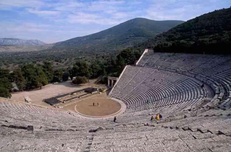 Những công trình kiến trúc Hy Lạp cổ điển nổi tiếng thế giới - nhung cong trinh kien truc hy lap co dien noi tieng the gioi 5
