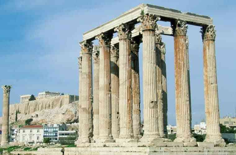 Những công trình kiến trúc Hy Lạp cổ điển nổi tiếng thế giới - nhung cong trinh kien truc hy lap co dien noi tieng the gioi 7