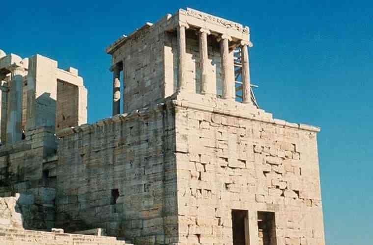 Những công trình kiến trúc Hy Lạp cổ điển nổi tiếng thế giới - nhung cong trinh kien truc hy lap co dien noi tieng the gioi 8