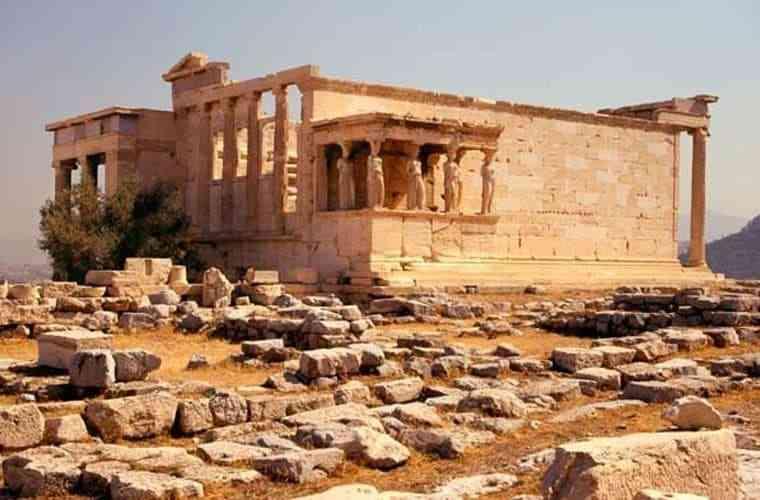 Những công trình kiến trúc Hy Lạp cổ điển nổi tiếng thế giới - nhung cong trinh kien truc hy lap co dien noi tieng the gioi 9