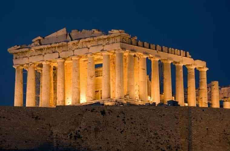 Những công trình kiến trúc Hy Lạp cổ điển nổi tiếng thế giới - nhung cong trinh kien truc hy lap co dien noi tieng the gioi