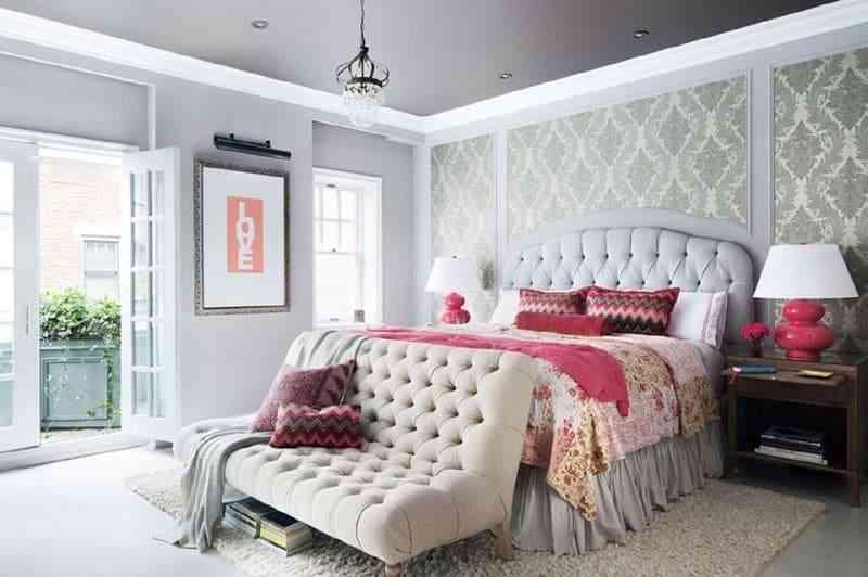 Phòng ngủ cổ điển đẹp mắt