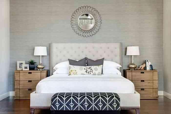 Phong cách phòng ngủ giản dị