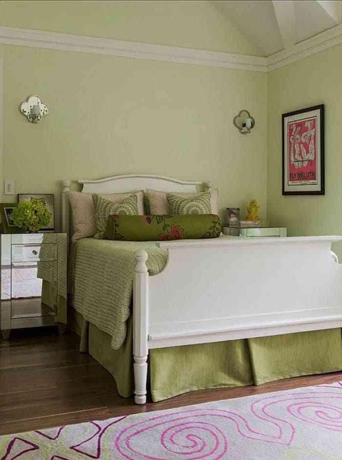 Phong cách cổ điển trong phòng ngủ của bé