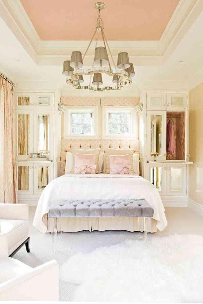 Phong cách phòng ngủ cổ điển và lãng mạn