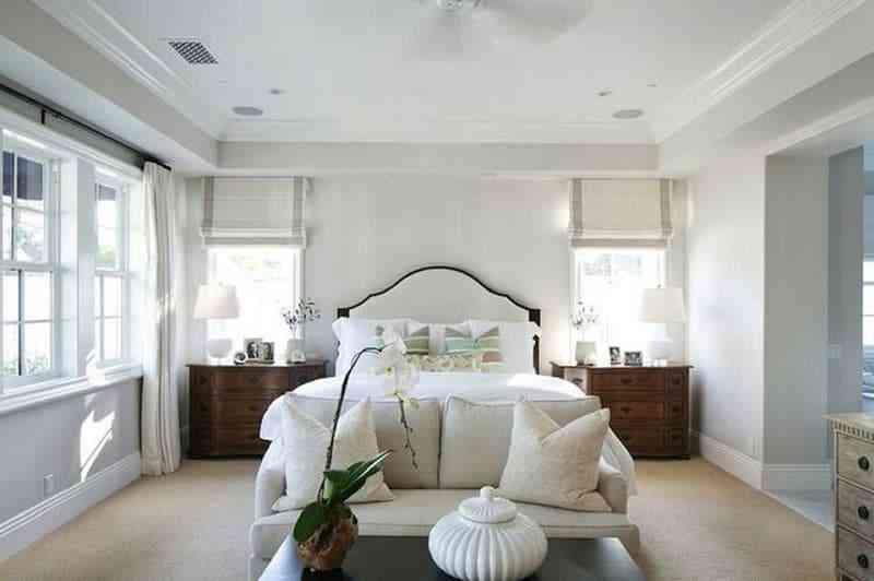 Những ý tưởng thiết kế nội thất phòng ngủ cổ điển tuyệt đẹp