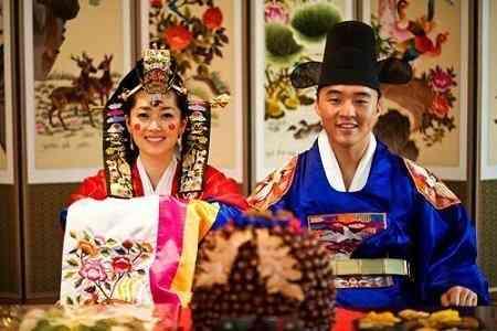 Phong Tục Cưới Hỏi Của Người Hàn Quốc