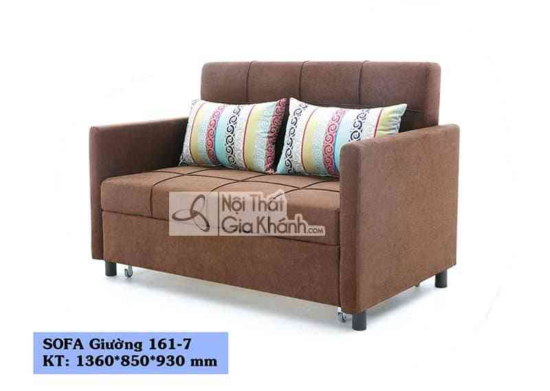 Sofa Da Nang Sofa Giuong Sofa Bed Ma Sf161 7