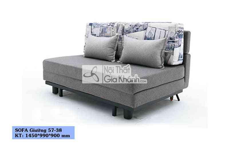 Sofa giường - Ghế Sofa nhỏ đa năng SF57-38