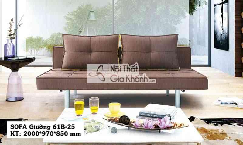 Sofa Giường - Sofa Đa Năng 61B-25