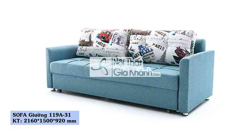 Sofa giường - Sofa đa năng SF 119A-31