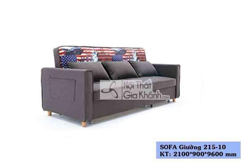 Sofa Giường - Sofa Đa Năng Sf215-10