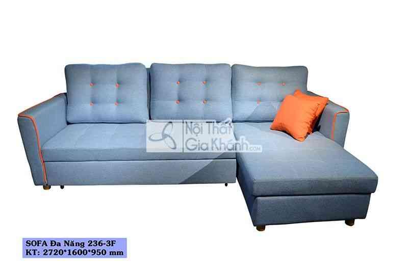 Sofa giường - Sofa đa năng SF236-3F