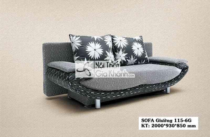 Sofa giường - Sofa nhỏ đa năng SF115-6G