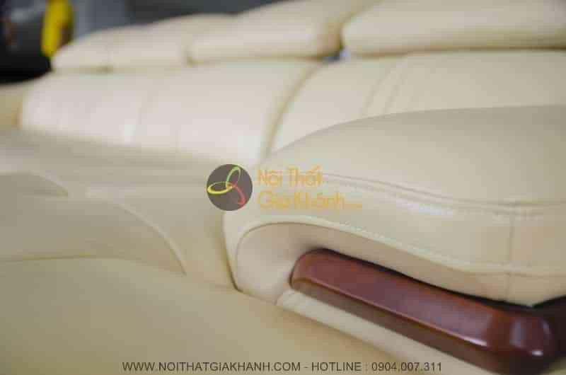 Phần Tay Của Sofa 2 Da Băng 6726K
