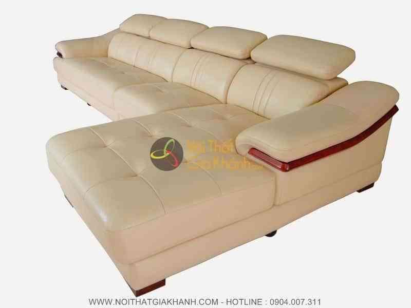 Sofa Hiện Đại Góc Trái 3 Băng Mã 6723K