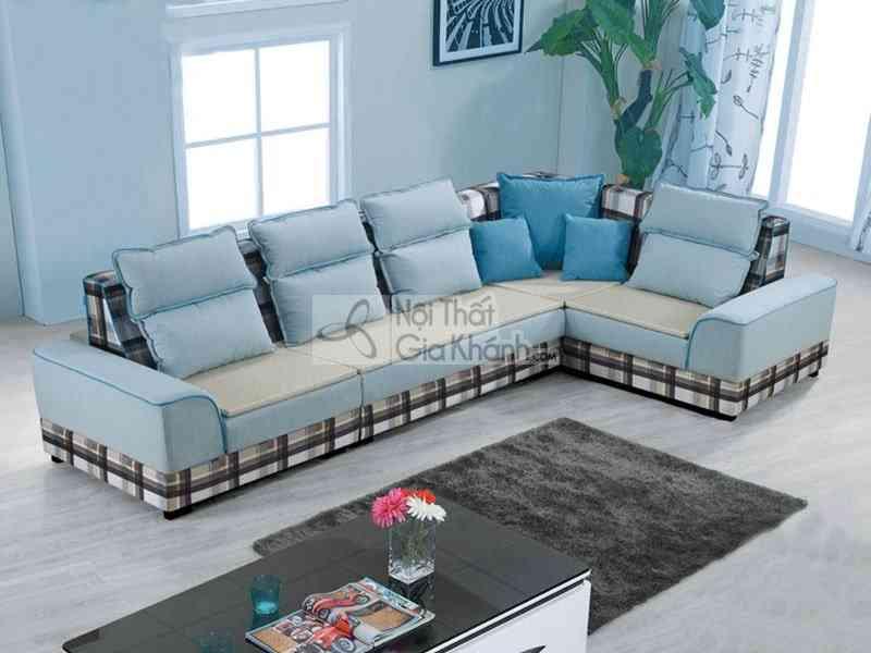 Sofa Vải 3 Băng Góc Trái Giá 8363