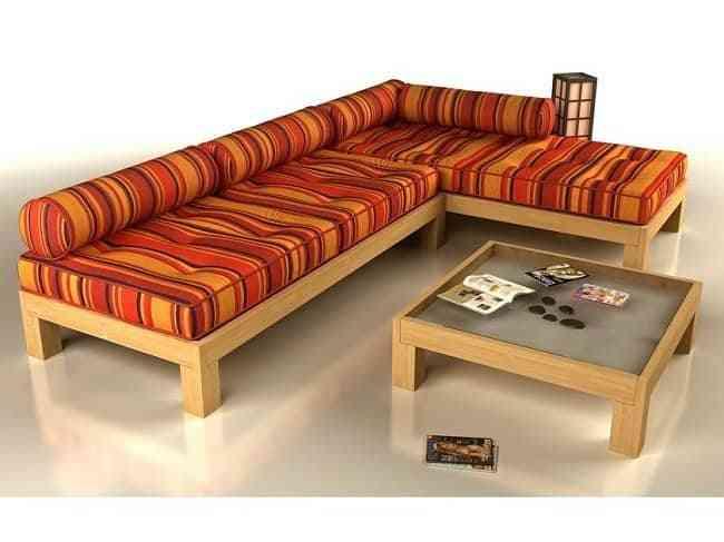Sofa Nhật Bản Tat Sofa - Ghế Sofa Phân Đoạn