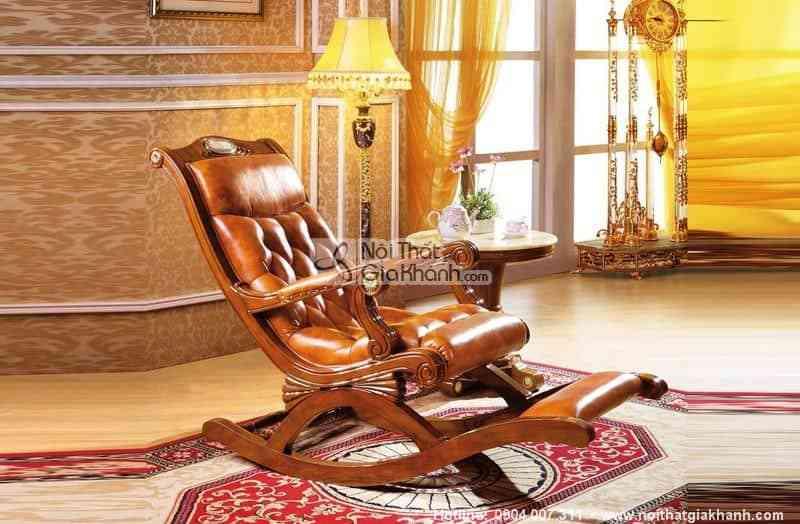 Sofa thư giãn - Ghế thư giãn ngả lưng KH271s