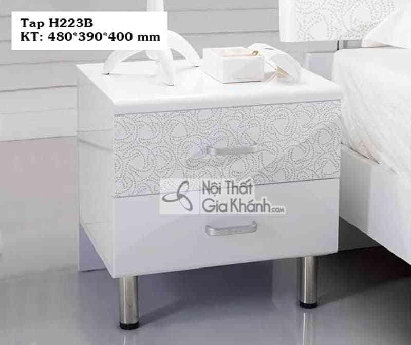 Tab đầu giường hiện đại HĐ223B