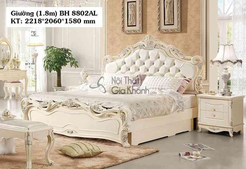 Tab đầu giường tân cổ điển BH88-B