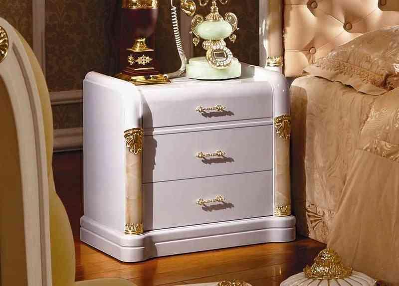 Táp đầu giường cổ điển Châu Âu KH3007B